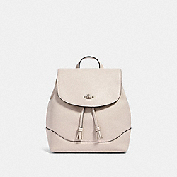 COACH 72645 - ELLE BACKPACK SV/GREY BIRCH