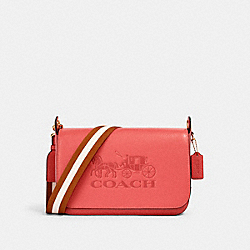 COACH 72703 - JES MESSENGER IM/BRIGHT CORAL