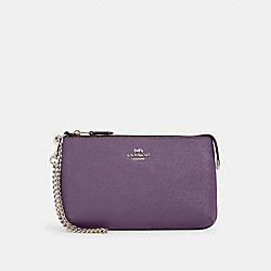 LARGE WRISTLET - 73044 - SV/DUSTY LAVENDER
