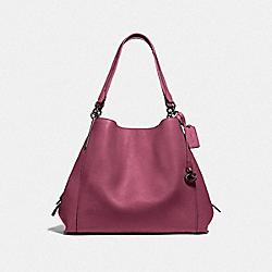 COACH 73545 Dalton 31 PEWTER/DUSTY PINK