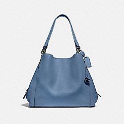 COACH 73545 Dalton 31 PEWTER/STONE BLUE