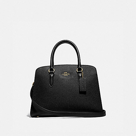 COACH 73568 CHANNING CARRYALL GOLD/BLACK