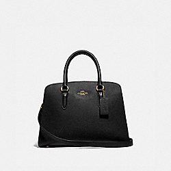 COACH 73568 - CHANNING CARRYALL GOLD/BLACK
