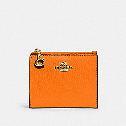 COACH 73867 - SNAP CARD CASE IM/SUNBEAM