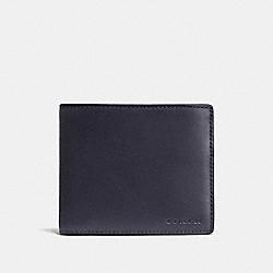 COACH 74896 3-in-1 Wallet MIDNIGHT