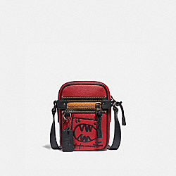 COACH 75582 - DYLAN 10 WITH REXY BY GUANG YU CARNELIAN/BLACK COPPER