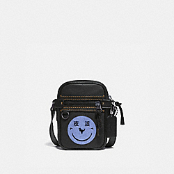 COACH 75586 Dylan 10 With Rexy By Yeti Out BLACK/BLACK COPPER