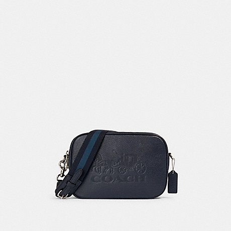 COACH 75818 JES CROSSBODY SV/MIDNIGHT