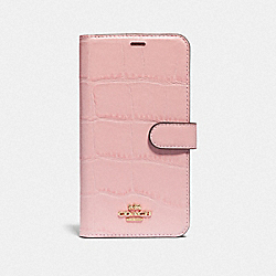 COACH 75874 - IPHONE XR FOLIO BLOSSOM