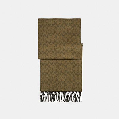 シグネチャー スカーフ