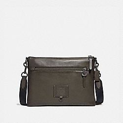 COACH 76189 Rivington Messenger JI/MOSS