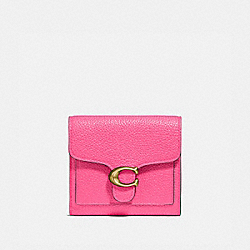 COACH 76527 Tabby Small Wallet B4/CONFETTI PINK