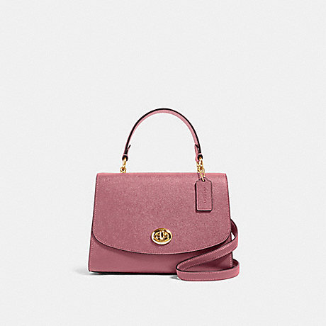 COACH 76618 TILLY TOP HANDLE SATCHEL IM/ROSE