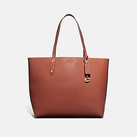 COACH 76730 CENTRAL TOTE 39 1941-SADDLE/GOLD