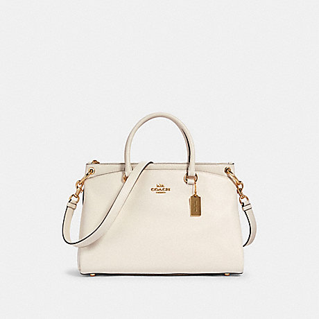 COACH 77884 MIA SATCHEL IM/CHALK