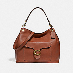 COACH 78207 - TABBY HOBO B4/1941 SADDLE