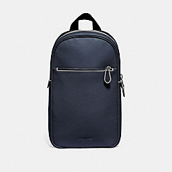 COACH 786 Metropolitan Soft Pack QB/MIDNIGHT NAVY