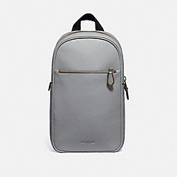 COACH 786 Metropolitan Soft Pack QB/WASHED STEEL