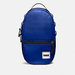 PACER BACKPACK WITH COACH PATCH - 78830 - JI/SPORT BLUE
