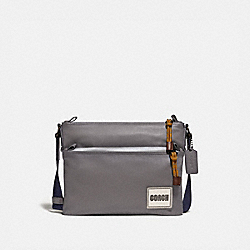 COACH 78835 - PACER CROSSBODY JI/HEATHER GREY