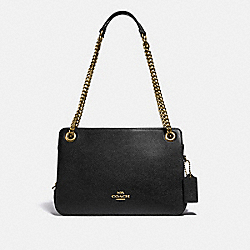 COACH 79261 - BRYANT CONVERTIBLE CARRYALL BRASS/BLACK