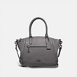 ELISE SATCHEL - 79316 - GM/HEATHER GREY
