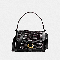 COACH 79350 - TABBY SHOULDER BAG B4/BLACK/BLACK