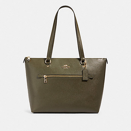 COACH 79608 GALLERY TOTE IM/CANTEEN