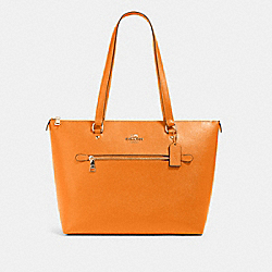 COACH 79608 Gallery Tote IM/SUNBEAM