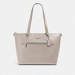 COACH 79608 - GALLERY TOTE SV/GREY BIRCH