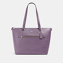 COACH 79608 - GALLERY TOTE SV/DUSTY LAVENDER