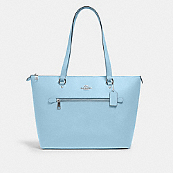 COACH 79608 Gallery Tote SV/WATERFALL
