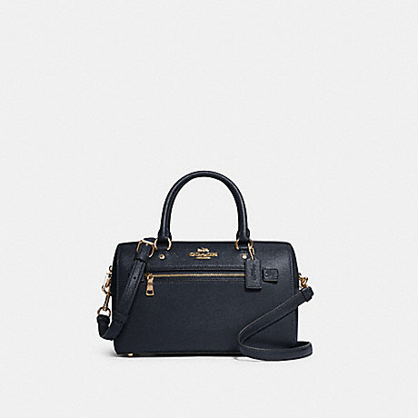 COACH 79946 ROWAN SATCHEL IM/MIDNIGHT