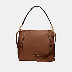 COACH 79994 Marlon Hobo IM/SADDLE 2