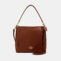 COACH 79994 - MARLON HOBO IM/REDWOOD