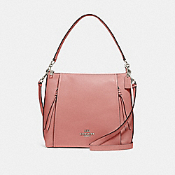 COACH 79994 - MARLON HOBO SV/LIGHT BLUSH