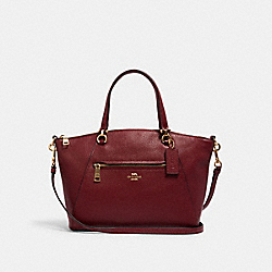COACH 79997 - PRAIRIE SATCHEL IM/DEEP RED