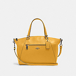 COACH 79997 - PRAIRIE SATCHEL QB/HONEY