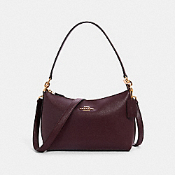 LEWIS SHOULDER BAG - 80058 - IM/RAISIN