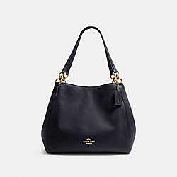 HALLIE SHOULDER BAG - 80268 - IM/MIDNIGHT