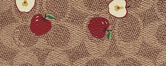 B4/棕黃紅蘋果色