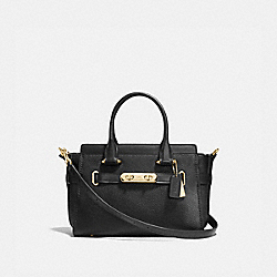 COACH 87295 Coach Swagger 27 LIGHT GOLD/BLACK
