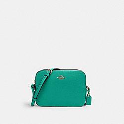 COACH 87734 Mini Camera Bag IM/GREEN
