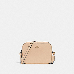 COACH 87734 - MINI CAMERA BAG IM/TAUPE