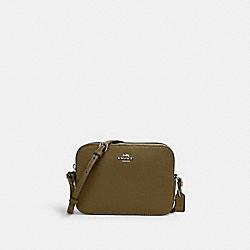 COACH 87734 Mini Camera Bag QB/KELP