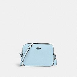 COACH 87734 Mini Camera Bag SV/WATERFALL