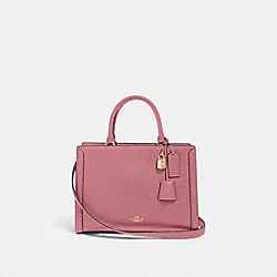COACH 88037 - ZOE CARRYALL IM/ROSE