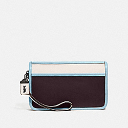 BRITT WRISTLET IN COLORBLOCK - 881 - B4/CHALK MULTI