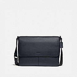 COACH 88256 Metropolitan Soft Courier QB/MIDNIGHT NAVY