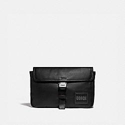 PACER BELT BAG CROSSBODY WITH COACH PATCH - 88312 - JI/BLACK